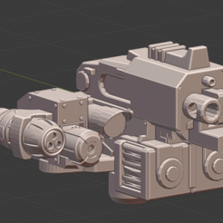 Descargar Modelos 3D para imprimir gratis Cuerpos de tormenta, leesedrenfort