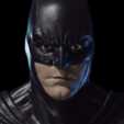 Face-D.png Download free STL file Batman Justice League • 3D printer model, IdeaMutante