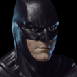 Face-C.png Download free STL file Batman Justice League • 3D printer model, IdeaMutante