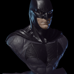 Download free 3D printer designs Batman Justice League, IdeaMutante