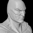 Face-H.png Download free STL file Batman Justice League • 3D printer model, IdeaMutante