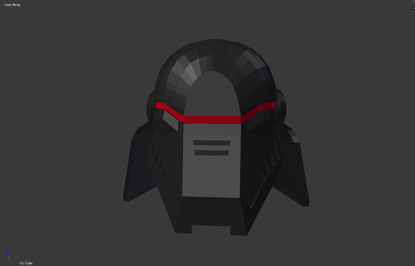 Screenshot_193.png Download free STL file Star Wars Second Sister Helmet • 3D printer object, valertale