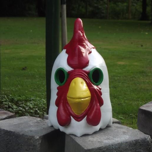 Télécharger modèle 3D gratuit Payday 2 Jacket's Mask (Richard Returns), valertale