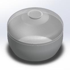 Descargar diseños 3D Tazón para almacenamiento, bimansengineering
