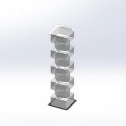 Descargar archivo 3D Acuario 85, bimansengineering