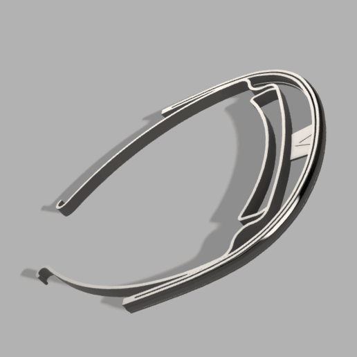 Descargar modelos 3D gratis VMO Visor REMIX - Visor impreso en 3D - Coronavirus - COVID-19, victorottati