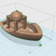 Download free 3D printer model boat, farrrbod