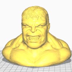 Descargar archivos STL gratis Hulk, attackart