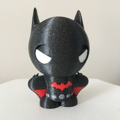 Download free 3D printer designs Batman Beyond V2 Multimaterials, helisud