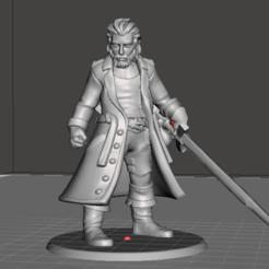 Télécharger plan imprimante 3D Darwin Huxley, emblackwell5