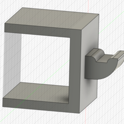 Capture.PNG Download free STL file Keys holder • 3D printing model, Zhaatex