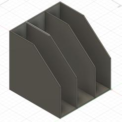 face.PNG Download free STL file Range livre classique • 3D printable template, Zhaatex