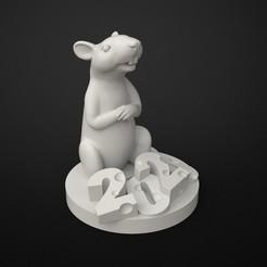 Imprimir en 3D rata 2020, bormuh