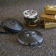 Télécharger fichier STL gratuit Tellermine 42 • Design à imprimer en 3D, MtkStuka