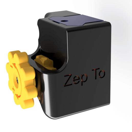 bed_leveling_1.png Télécharger fichier STL gratuit Creality CR-10S Arrêt en Z réglable • Plan à imprimer en 3D, ZepTo
