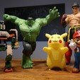 Download free 3D printing files Hulk, ZepTo