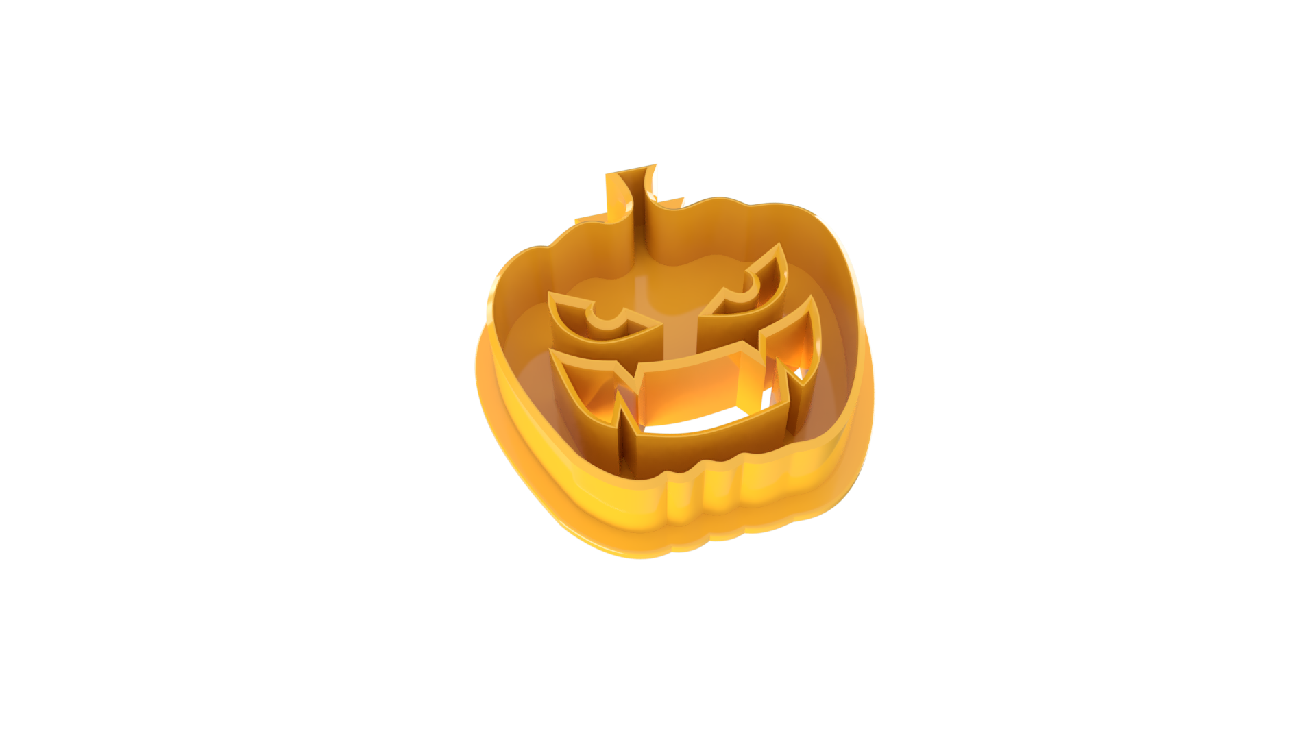 Halloween_cookie_cutter_2017-Oct-28_08-28-56PM-000_CustomizedView10452063200.png Download free STL file Halloween various Lantern Cookie Cutter • Design to 3D print, ZepTo