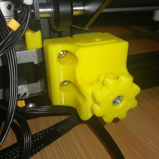 IMG_20180114_202411.jpg Télécharger fichier STL gratuit Creality CR-10S Arrêt en Z réglable • Plan à imprimer en 3D, ZepTo