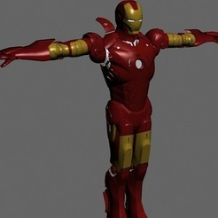 Download STL files 3d game animation iron man 1 2 3 3d printing, amaraomar421