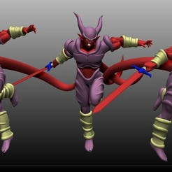 Descargar modelos 3D para imprimir Janemba, MKCreative