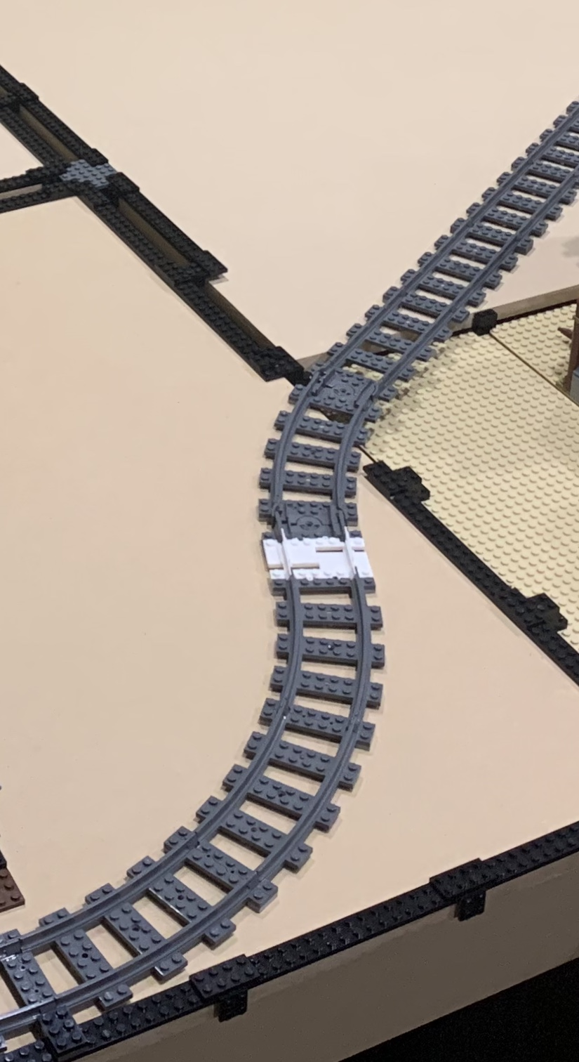 Track2.jpg Download free STL file Telescoping LEGO Track • Design to 3D print, Zues