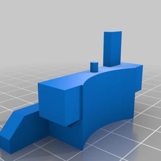 a6b0de14eee0e6ab3fea63bec9ecb78a.png Download free STL file Umarex T4E HDR 50 mag Pouch - molle • 3D print model, UntangleART