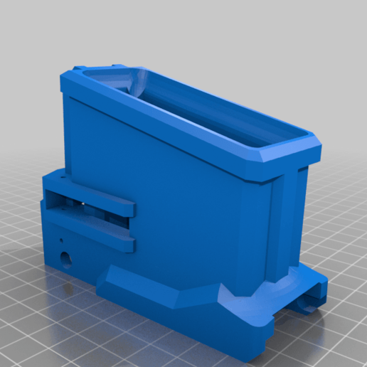 T15_MCS_Hurricane_FSE.png Download free STL file Firststrike T15 to MCS Hurricane Adapter • 3D printing template, UntangleART