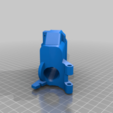TIPX_MAGWELL_TIP_WELL.png Download free STL file Tippmann TiPX to tippmann 98 Mag Adapter • 3D printer model, UntangleART