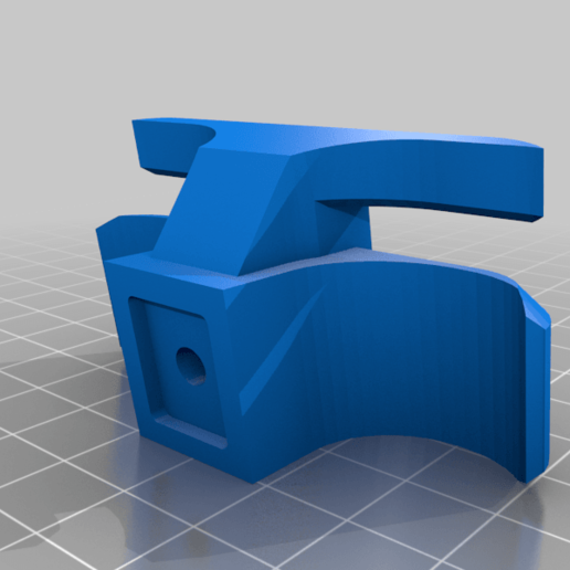 12ball_copler_BOLT.png Download free STL file Tipx 12round mag  coupler • 3D printer template, UntangleART