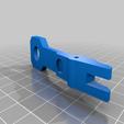 DMAG_MAGWELL_T_L_PART_v4.png Télécharger fichier STL gratuit MCS DMAG / HELIX Adaptateur universel de magazine GAUCHE • Objet à imprimer en 3D, UntangleART