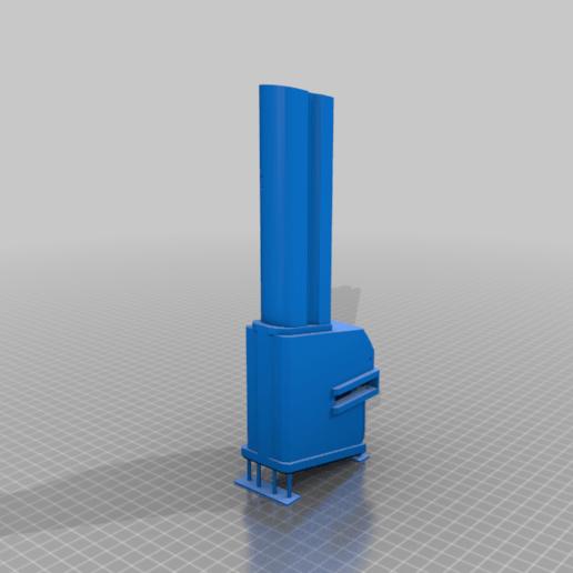 TIPX_HI_CAP_T15_v2.png Download free STL file TIPX HI CAP T15 EDITION • 3D print model, UntangleART