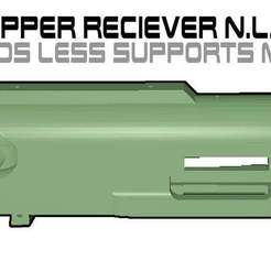 Download free 3MF file FGC-9 Upper Receiver N.L.S. MOD mod • Template to 3D print, UntangleART
