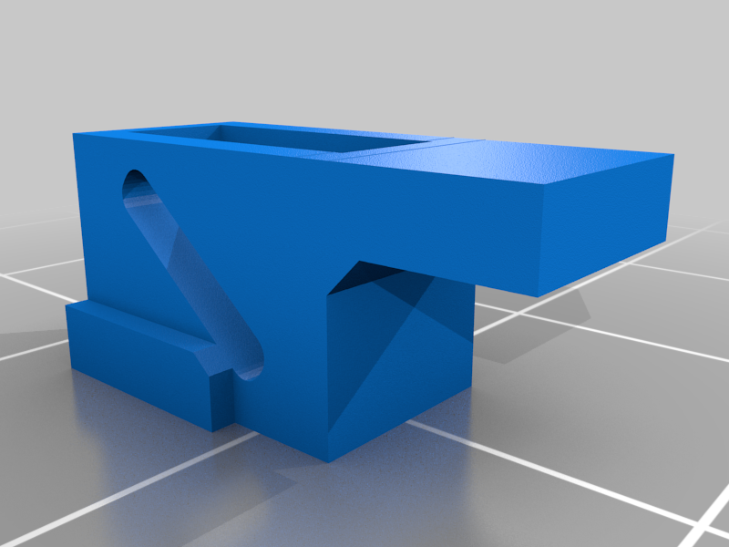 ABD_slide_v3.png Download free STL file TIPX to cyclone Magazine Adapter down ABD • Design to 3D print, UntangleART