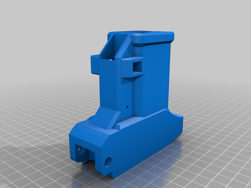 TIPX_MCS_BOLT_MP40.png Download free STL file Tippmann TIPX to MCS BOLT or Blizzard Adapter Vector edition • 3D print template, UntangleART