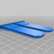 SAR12_mag_pouch_TONG.png Download free STL file SAR12 MAG Pouch Molle DOWN edition • 3D printable object, UntangleART