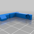 T15_magwell_Part_2.png Download free STL file T15 Mag Adapter Maverick, Trracer pump paintball • 3D printer design, UntangleART