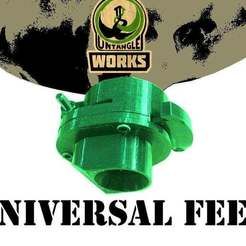 IMG_0144_v.jpg Download free STL file universal paintball feeder • Object to 3D print, UntangleART