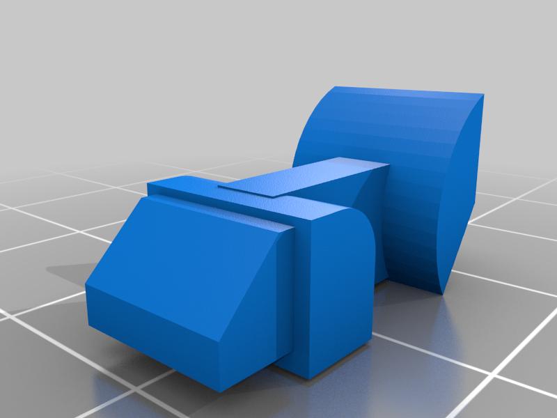 DMAG_MAGWELL_T_L_PARTX_v5.png Télécharger fichier STL gratuit DMAG Helix Adapter Maverick, Trracer pump paintball • Objet imprimable en 3D, UntangleART