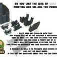 guiltfree-low.jpg Download free STL file SAR12 DMAG MAG adapter ABD • 3D printing design, UntangleART