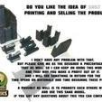 guiltfree-low.jpg Download free STL file T15 Mag Adapter Maverick, Trracer pump paintball • 3D printer design, UntangleART