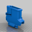 TMC_TO_MCS_BOLD_DMC.png Download free STL file Tippmann TMC to MCS BOLT or Blizzard Adapter with dual mag cover • 3D print model, UntangleART