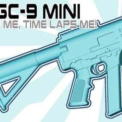 Download free 3MF file FGC9 Mini 1/6 scale • 3D printable design, UntangleART
