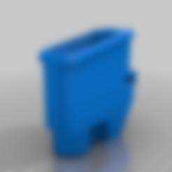 TMC_MW_MR_v4.stl Download free STL file Tippmann TMC Mag Adapter Maverick, Trracer pump paintball • Object to 3D print, UntangleART