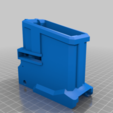 HURICANE_adapter.png Download free STL file Tippmann TMC to MCS hurricane Adapter • 3D printing design, UntangleART
