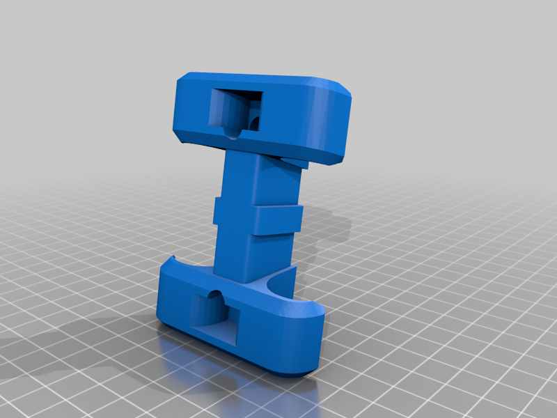 zeta_7ball_copler_bolt.png Download free STL file Tipx 7round super mag coupler • 3D printer design, UntangleART