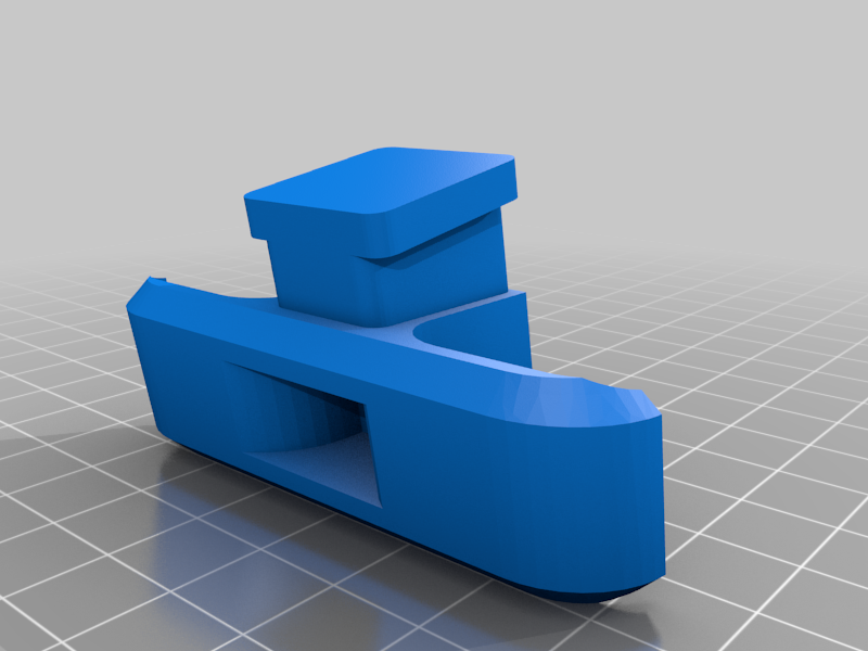 7ball_copler_NUT.png Download free STL file Tipx 7round mag coupler • 3D print object, UntangleART