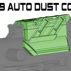 Download free STL file FGC 9 Auto Dust Cover • Design to 3D print, UntangleART