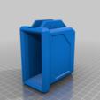 CE3_cyclone_down_dmag.png Télécharger fichier STL gratuit MCS DMAG Helix to cyclone Magazine Down Adapter • Plan à imprimer en 3D, UntangleART