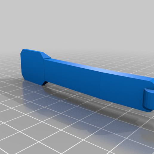 T15_MCS_Hurricane_FSE_Mag_release.png Download free STL file Firststrike T15 to MCS Hurricane Adapter • 3D printing template, UntangleART