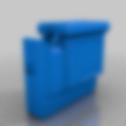 DMAG_MAGWELL_T_L_PARTX_v5.stl Download free STL file SAR12 DMAG MAG adapter ABD • 3D printing design, UntangleART
